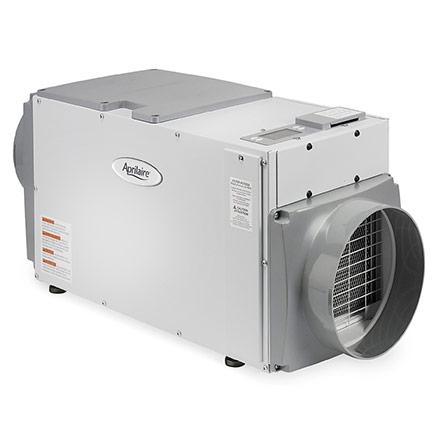 aprilaire-model-1850-dehumidifier Dehumidifier System For Basement
