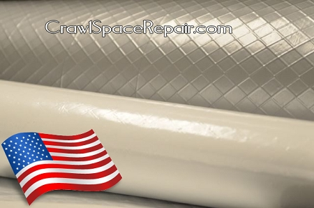 20 mil vapor barrier for crawl space encapsulation for American crawlspace reviews
