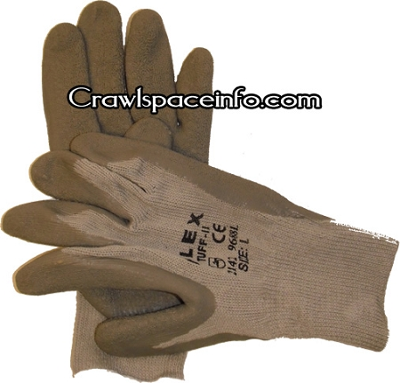 Crawl Space Gloves